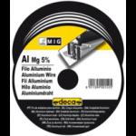 Проволока сварочная 0,8 мм алюминий/магний 5% 0,4 кг 60-170Amp