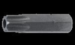 """1/4"""" бита-торкс. L=30мм Т25Н с защитой"""