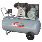 Компрессор мощностью 1,8кВт,2850/3400 об/м.производ.230/278 л/мин.ресивер 50л HM2550F/3012550(JD-2550)