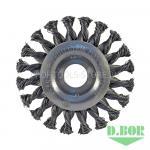 Жгутовая дисковая щетка premium D178х6х22,2 9906026051