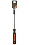 Отвертка шлицевая под гаечный ключ с прямым концом 3х200 мм