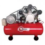 Компрессор с рем/привод производ 530 л/мин 3 кВт/380Вт ресивер 200л(10 атм) 30101043